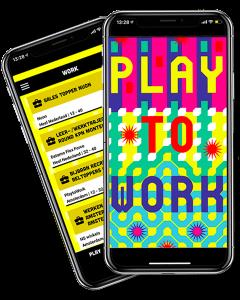 PlaytoWork app