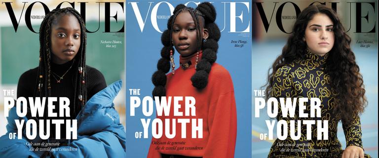 Cover Vogue Nederland