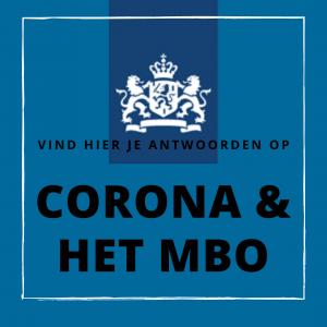 Corona en het mbo